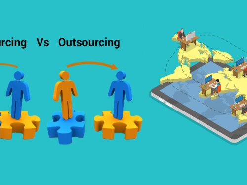 Caratteristiche e Differenza tra Outsourcing e Insourcing