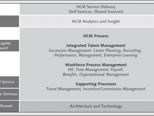 Che cos'è, processi e funzionalità di SAP ERP HCM