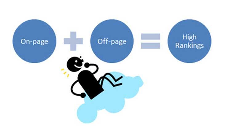 SEO - Differenza tra fattori on-page e off-page
