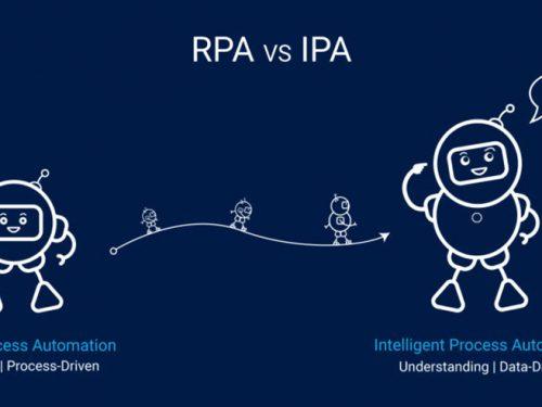 Differenza tra Robotic Process Automation e Intelligent Process Automation