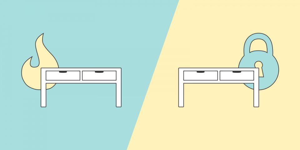 Differenza tra Hot Desk e Desk dedicato in azienda