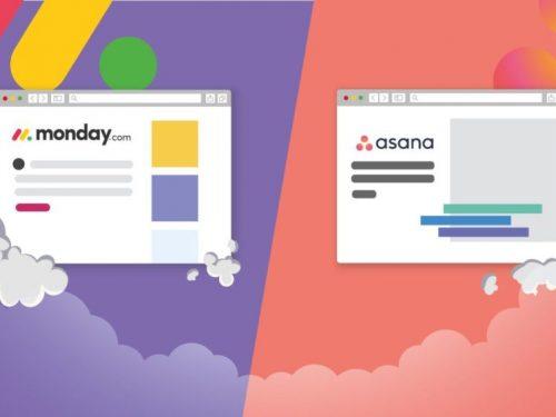 Differenza tra Asana e Monday in azienda