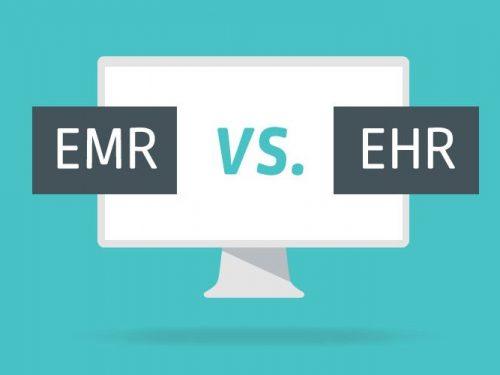 Cosa sono e differenza tra EHR e EMR in informatica medica