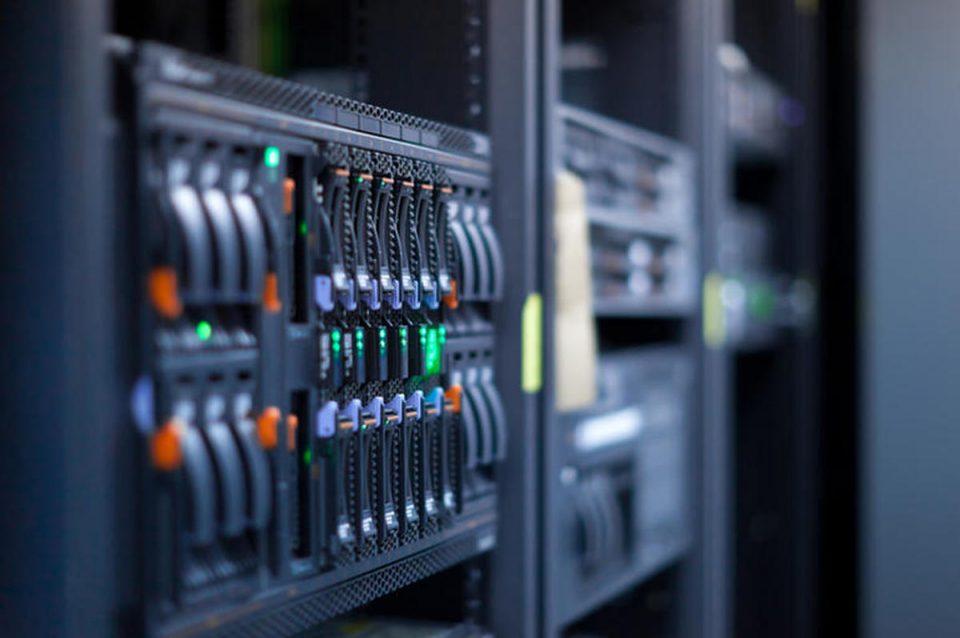 Caratteristiche della configurazione hardware del server aziendale