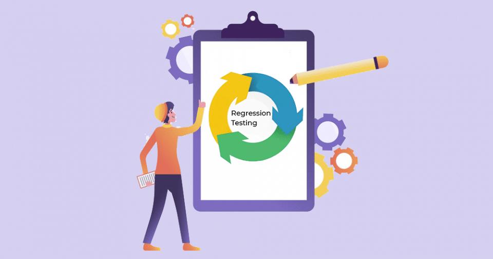 No regression test per verificare la qualità e i rilasci del software